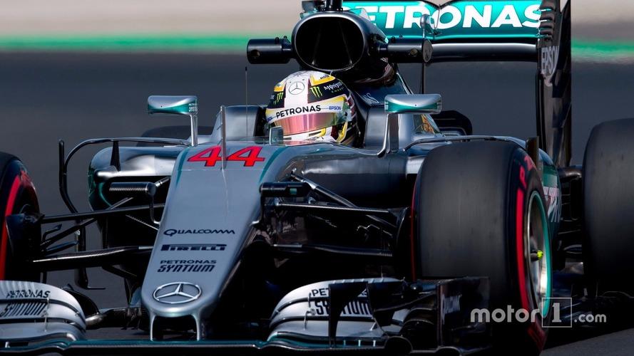 F1 - Poleman, Hamilton contrôle Rosberg en Malaisie