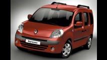 Renault apresentará o Novo Kangoo Express 2009 durante evento Hospitalar