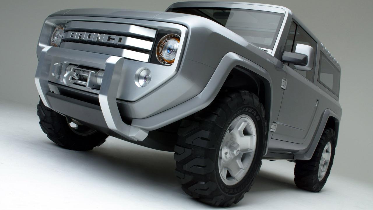 Next-gen Ford Bronco confirmed