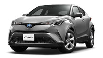 Toyota C-HR Production Model