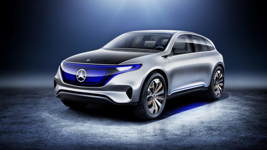 Mercedes-Benz ya acepta pedidos de su SUV eléctrico