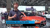 Vidéo X2 Concept