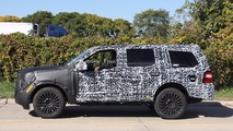 Lincoln Navigator Spy Shots
