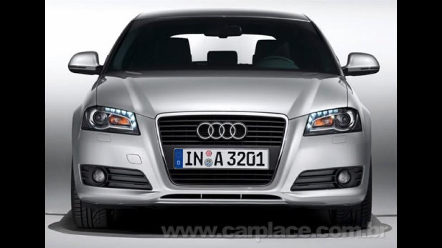 Audi A3 Sportback 2009 chega ao Brasil com leve reestilização e preço reduzido