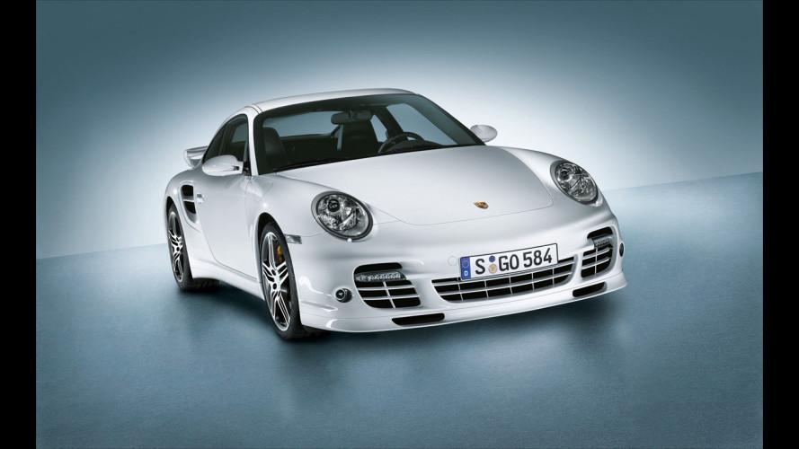 Un nuovo Aerokit per la Porsche 911 Turbo