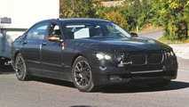 Next Gen BMW 7 Series Spy Photos