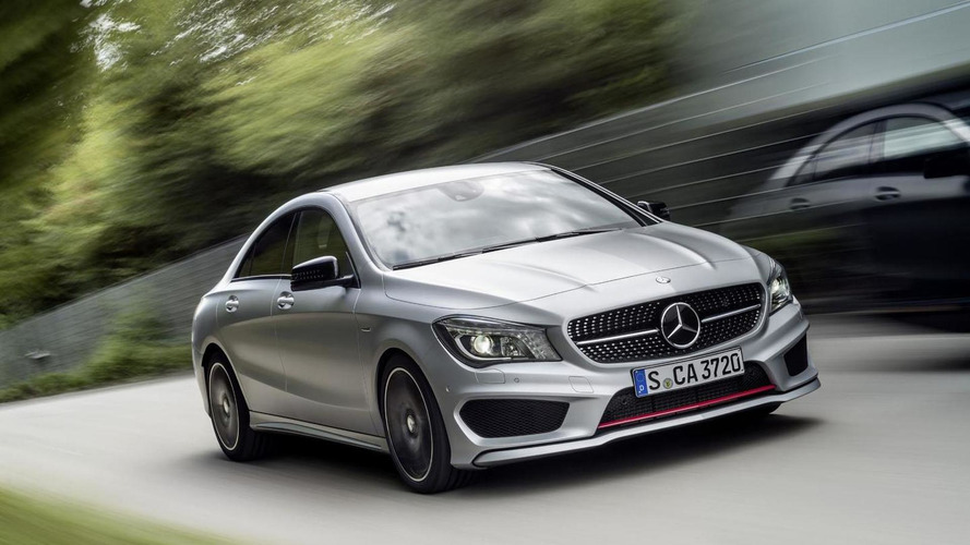 Mercedes A 250 & CLA 250 Sport introduced