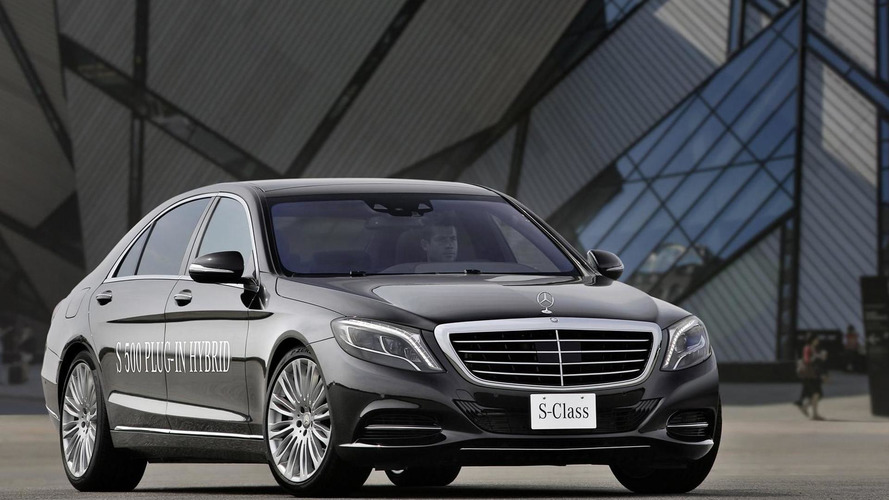 Mercedes S500 Plug-in Hybrid is faster & more efficient than expected