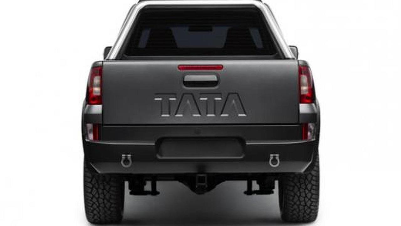 Tata Tuff Truck concept 23.8.2013