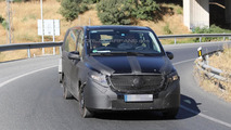 2014 Mercedes Viano spy photo 01.8.2013