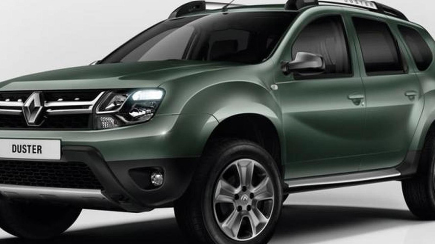 Renault slaps its badge on the Duster facelift
