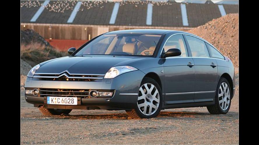 Für Genießer und Ästheten: Citroën C6 V6 HDI 205 im Test