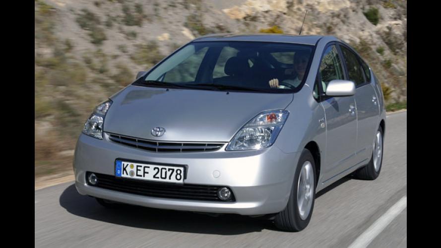 Toyota: Diesel-Vollhybrid ist zu aufwendig und zu teuer