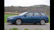 Nase geputzt: Mazda 6