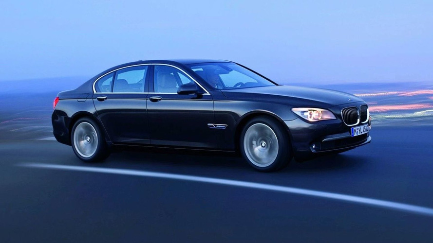 BMW Recalls 45,000 7 Series Sedans Because Doors Could Fly Open