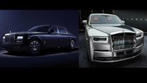 Rolls-Royce Phantom Comparison