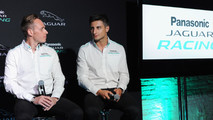 Jaguar RE Charge Event at Formula E NYC