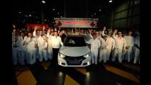 Honda inicia produção do novo Civic hatch na Europa