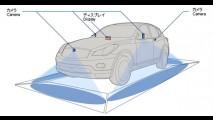 Nissan lança sistema para a segurança de pedestres
