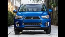 Mitsubishi ASX também ganha novo câmbio nos EUA; Brasil será o próximo