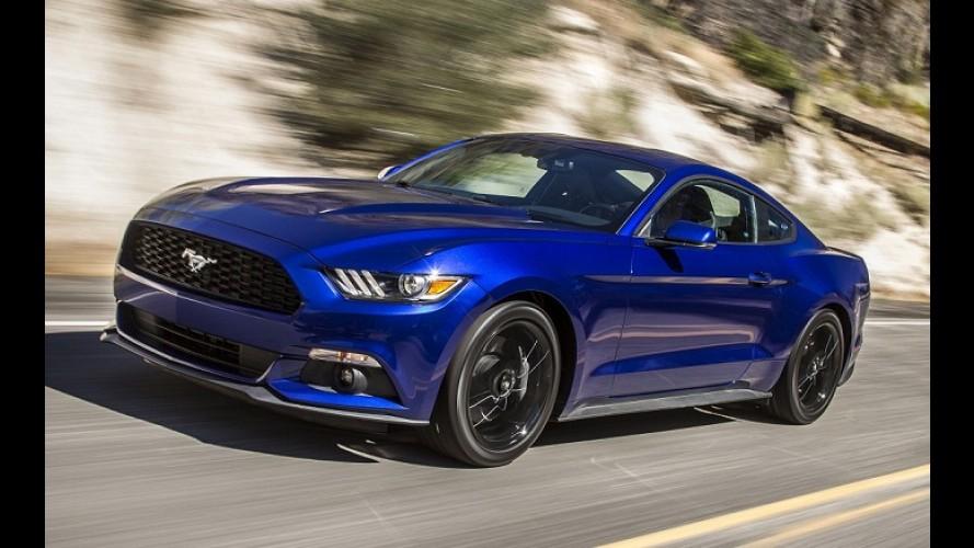 Mustang EcoBoost terá versão preparada pela Ford Racing até o fim de 2015