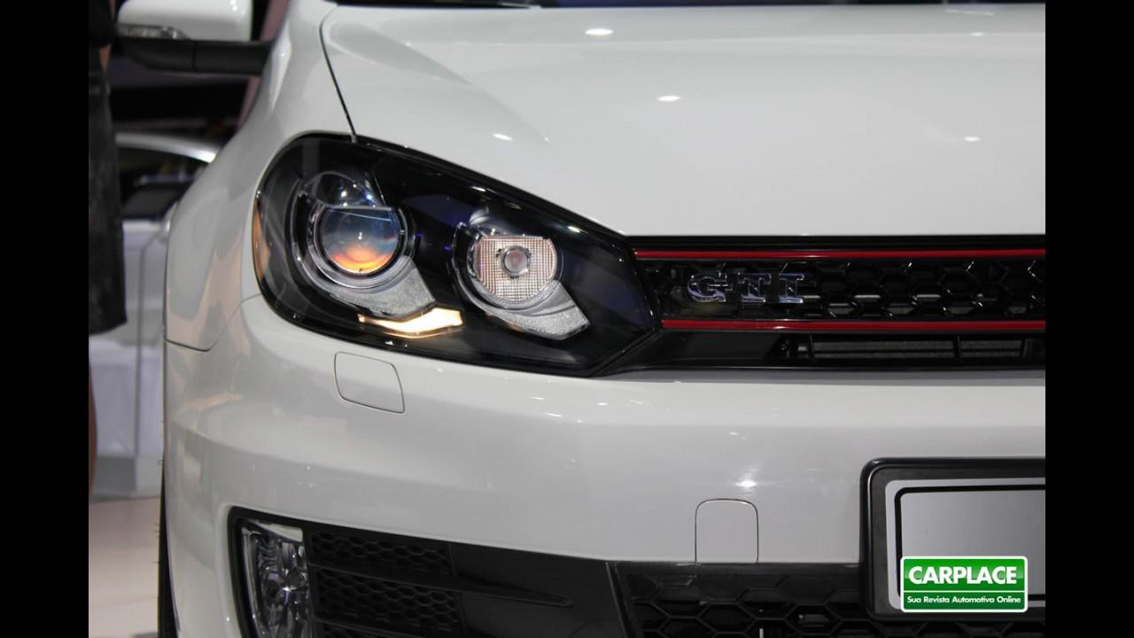 Salão de Buenos Aires: Veja fotos do Novo Golf GTI