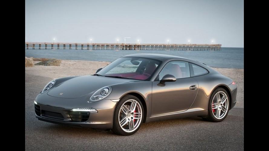 Porsche 911 2013 chega à Argentina