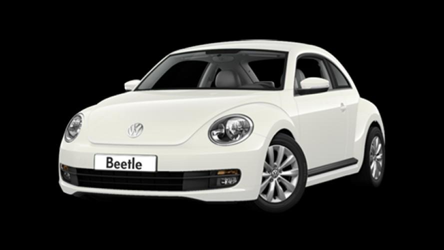 VW Beetle ganha série especial