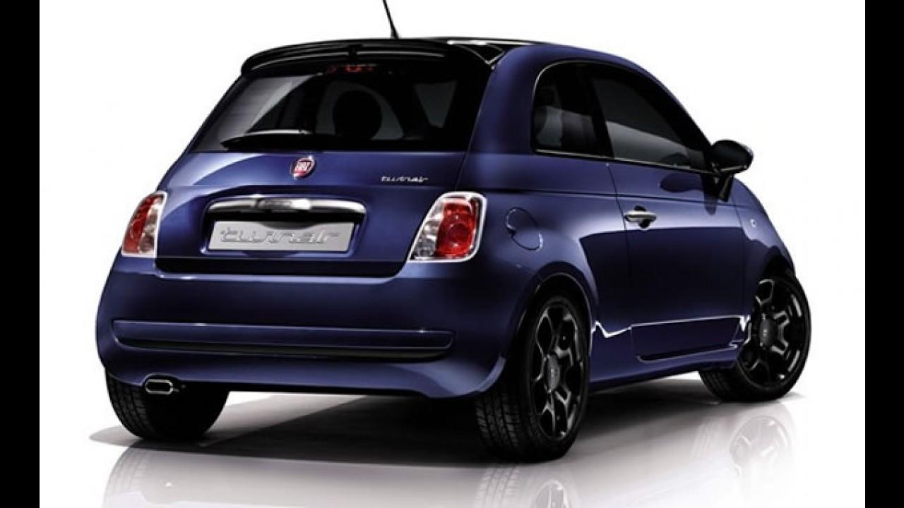 "Fiat 500 ganha ""versão"" TwinAir na Itália"