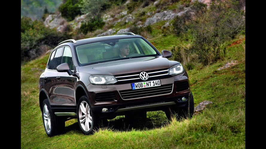 Galeria de Fotos: Volkswagen Touareg 2011