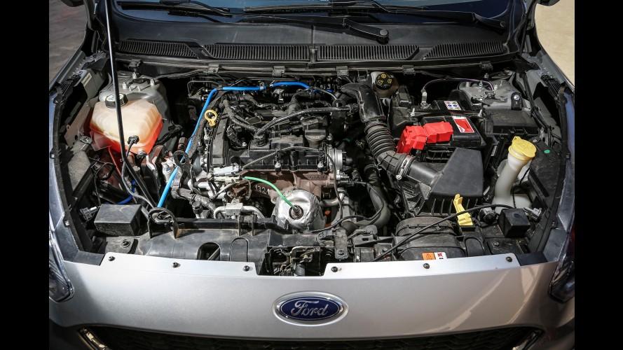 Garagem CARPLACE #3: como anda (e bebe) o novo Ka com gasolina?