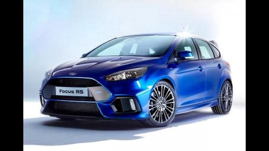Novo Focus RS 2016: primeiras fotos vazam antes da estreia oficial