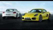 Porsche lança nova geração do Cayman no Salão de Los Angeles