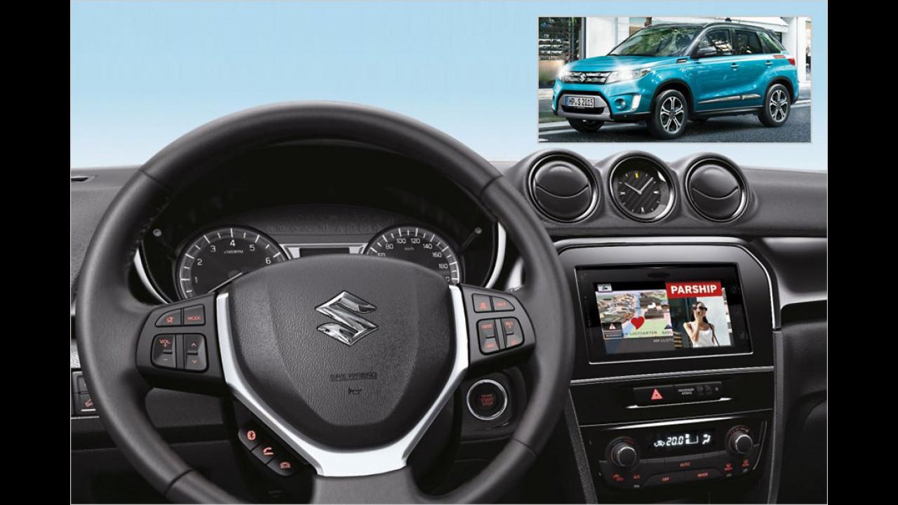 Suzuki: Sondermodell Vitara Parship