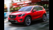 Update für Mazda 6 und CX-5