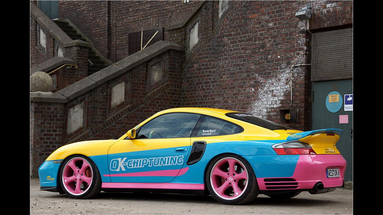 OK-Chiptuning 911 Turbo Manta-Look