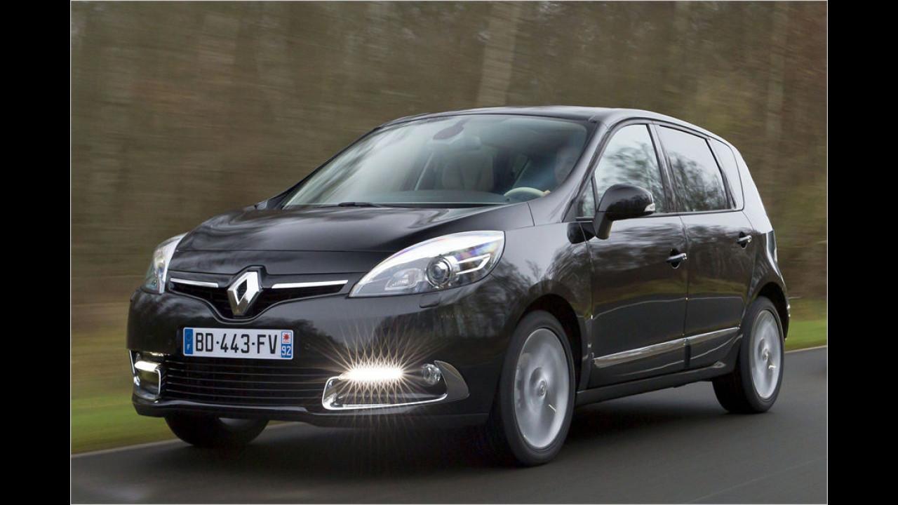 Renault Scénic Authentique 1.6 (110 PS): 26 Prozent
