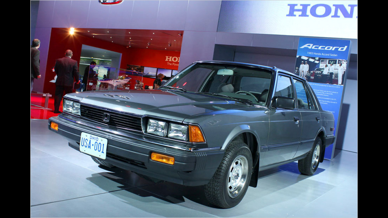 Honda Accord (1982)