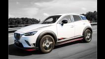Mazda CX-3: Tuning ab