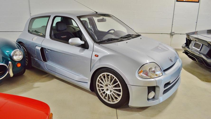 Take Home This Rare 2003 Renault Clio V6 For $69K
