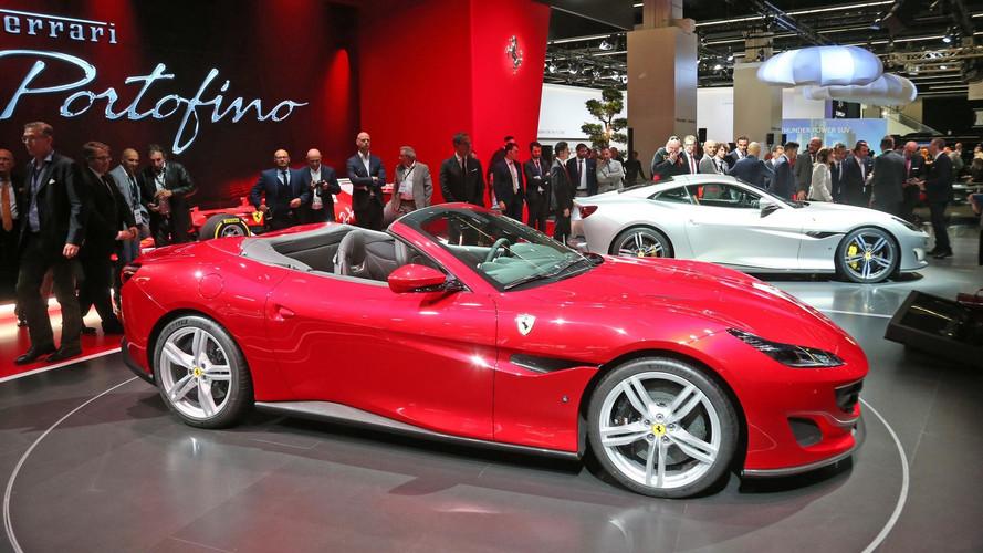 VIDÉO - La Ferrari Portofino se laisse approcher
