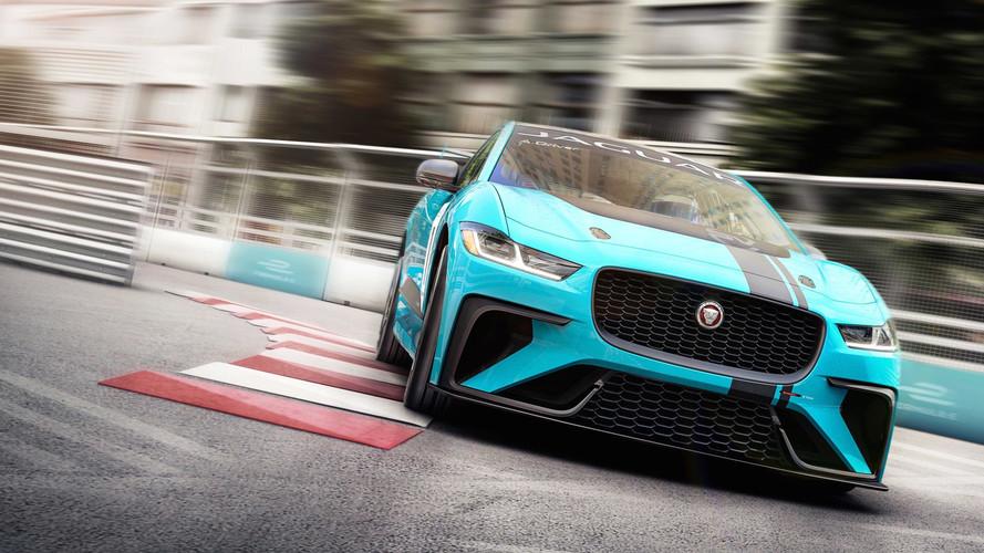 Elektromos versenyszériát indít a Jaguar: I-PACE eTROPHY