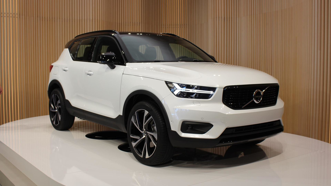 volvo xc40 petite taille mais charmantes intentions. Black Bedroom Furniture Sets. Home Design Ideas