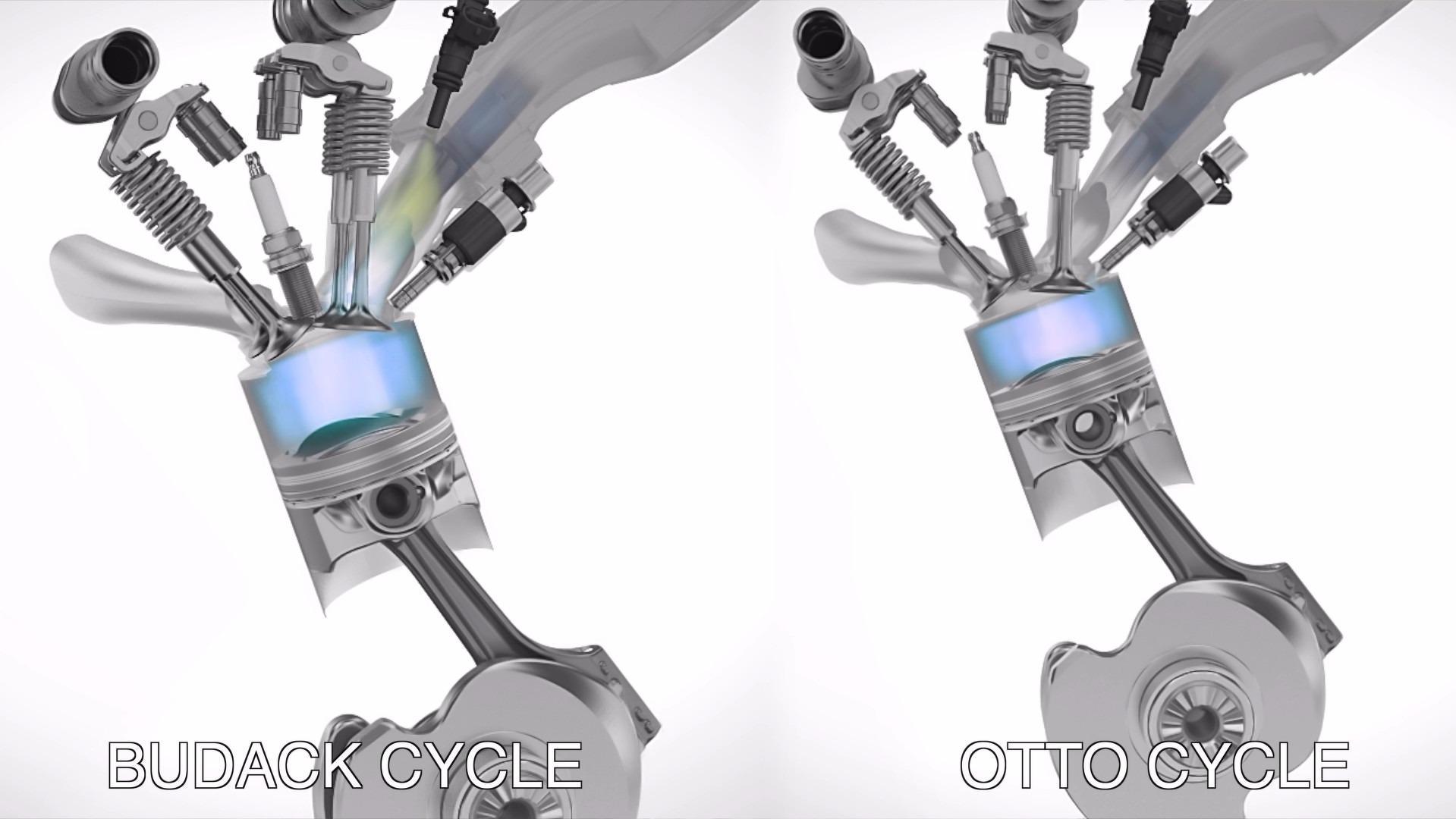 understanding  volkswagens  budack cycle engine works