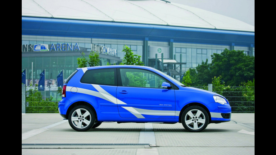 Volkswagen Polo S04 Edition per la Germania