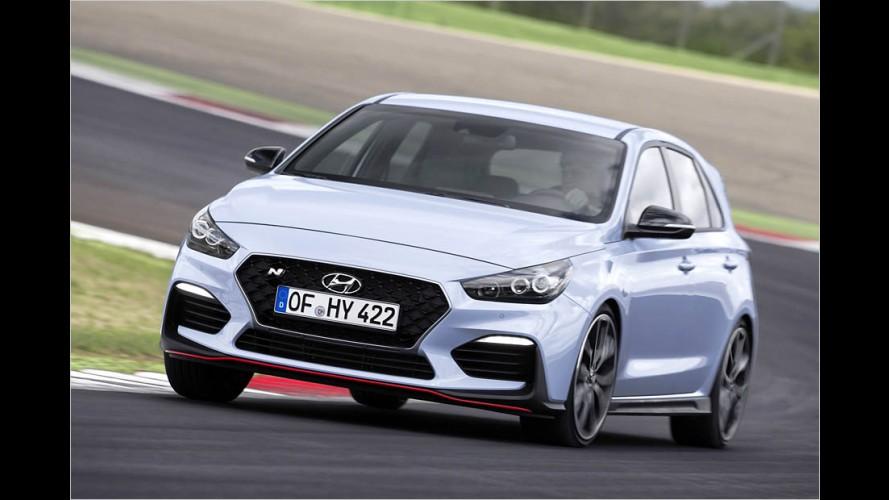 Hyundai i30 N Test