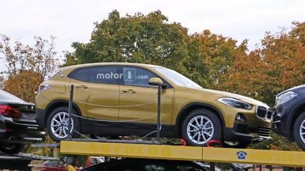 Flagra - Novo BMW X2 é pego praticamente limpo!