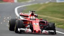 Sebastian Vettel Ferrari F1 2017
