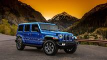 2018 Jeep Wrangler Unlimited in Ocean Blue Metallic Clear Coat