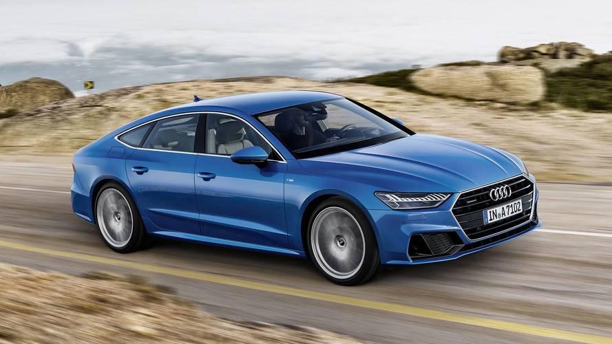 Audi A7 Sportback 2018: más atractivo y tecnológico